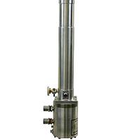 ARS DMX-5 Sample in Vacuum Cryostat