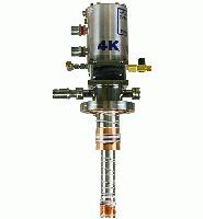 ARS DMX-20B Sample in Vacuum Cryostat