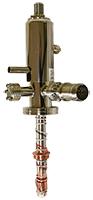 ARS LT3B Ultra Low Vibration ULV Helium Flow Cryostat