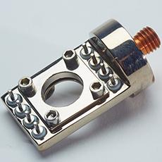 Fig. 3: Optical, electrical sample holder