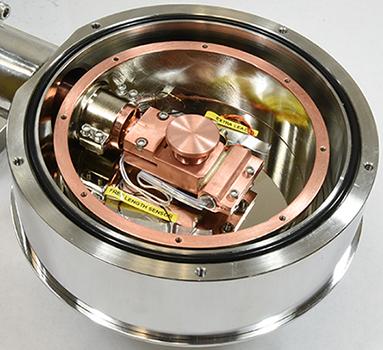 ARS GMX-20-OM ultra low vibration interface for microscopy cryostat