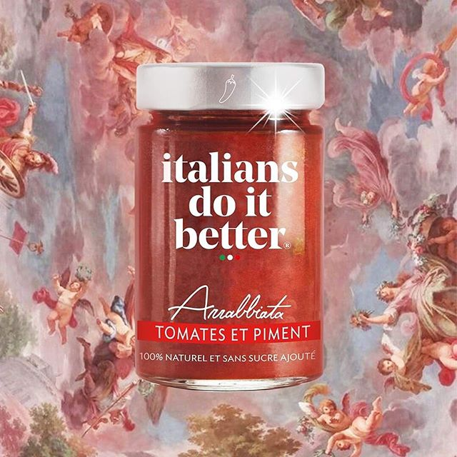 Arrabbiata heaven 🍅🌶 en exclusivité chez @monoprix !  #arrabbiata #salsa #pomodoro #italianfood #italiansdoitbetter