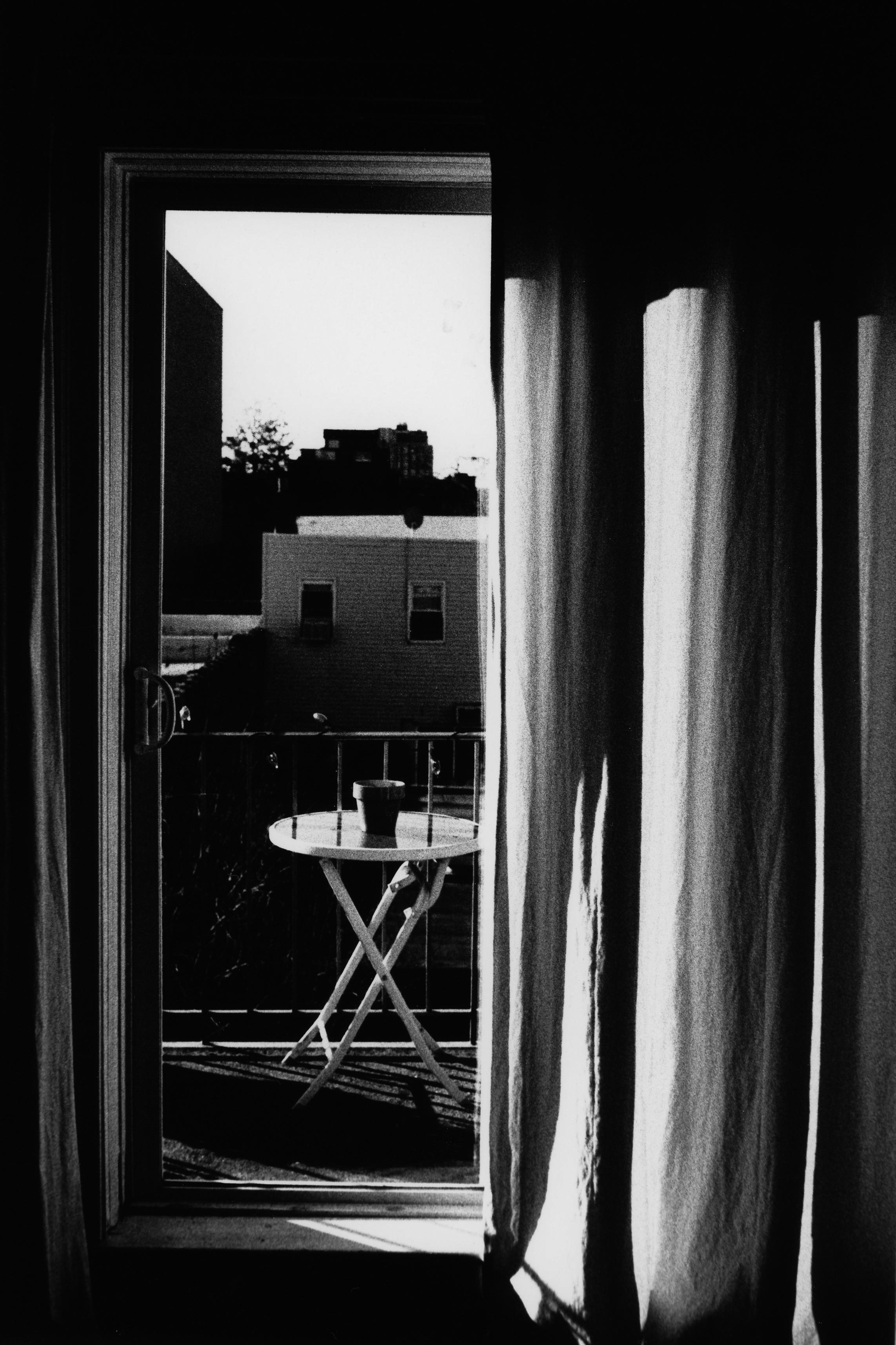 Brooklyn Balcony