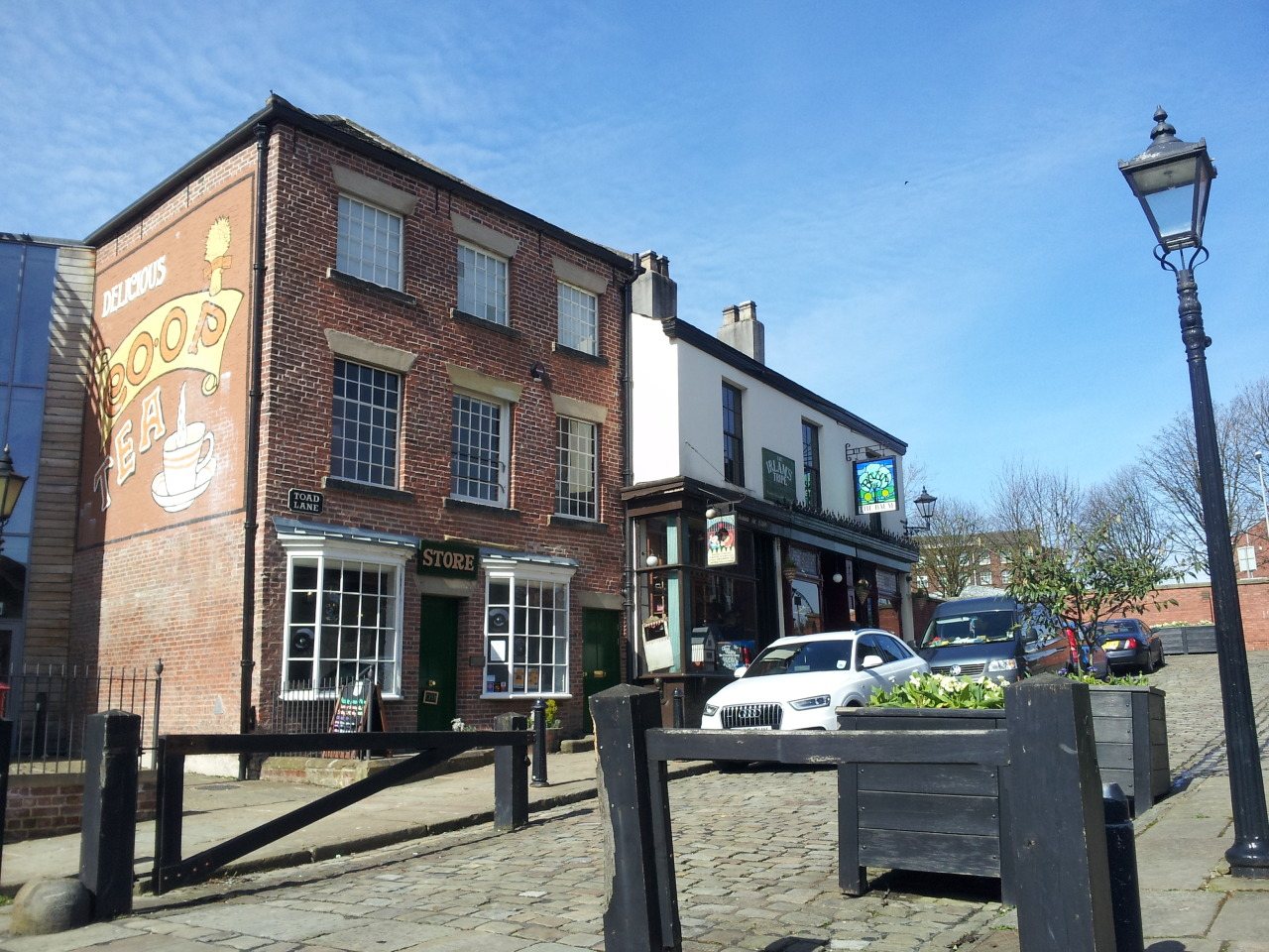 Figure 1: The Rochdale Pioneers Museum, Toad Lane