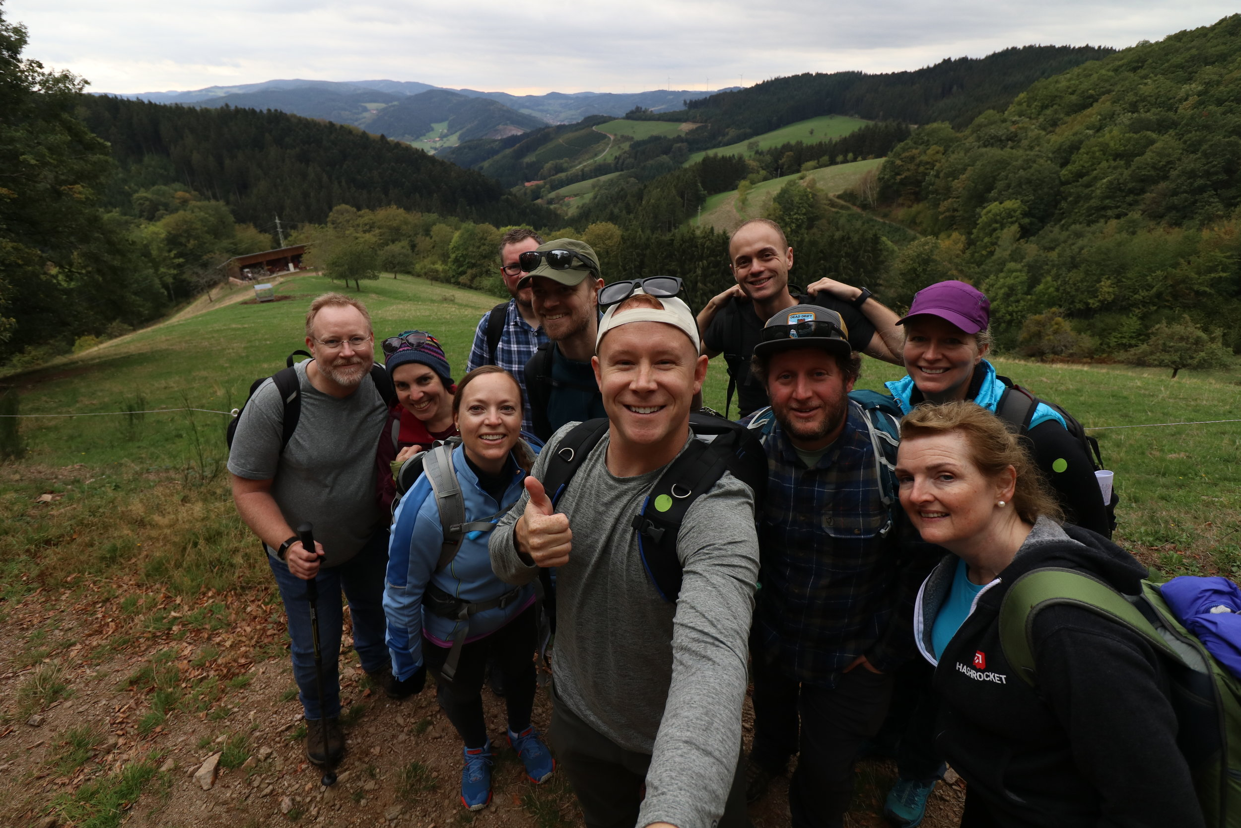 Once upon a time… - A fairytale like Walkshop retreat through the Black Forest of Germany… right where Hansel and Gretel got lost.October 2018