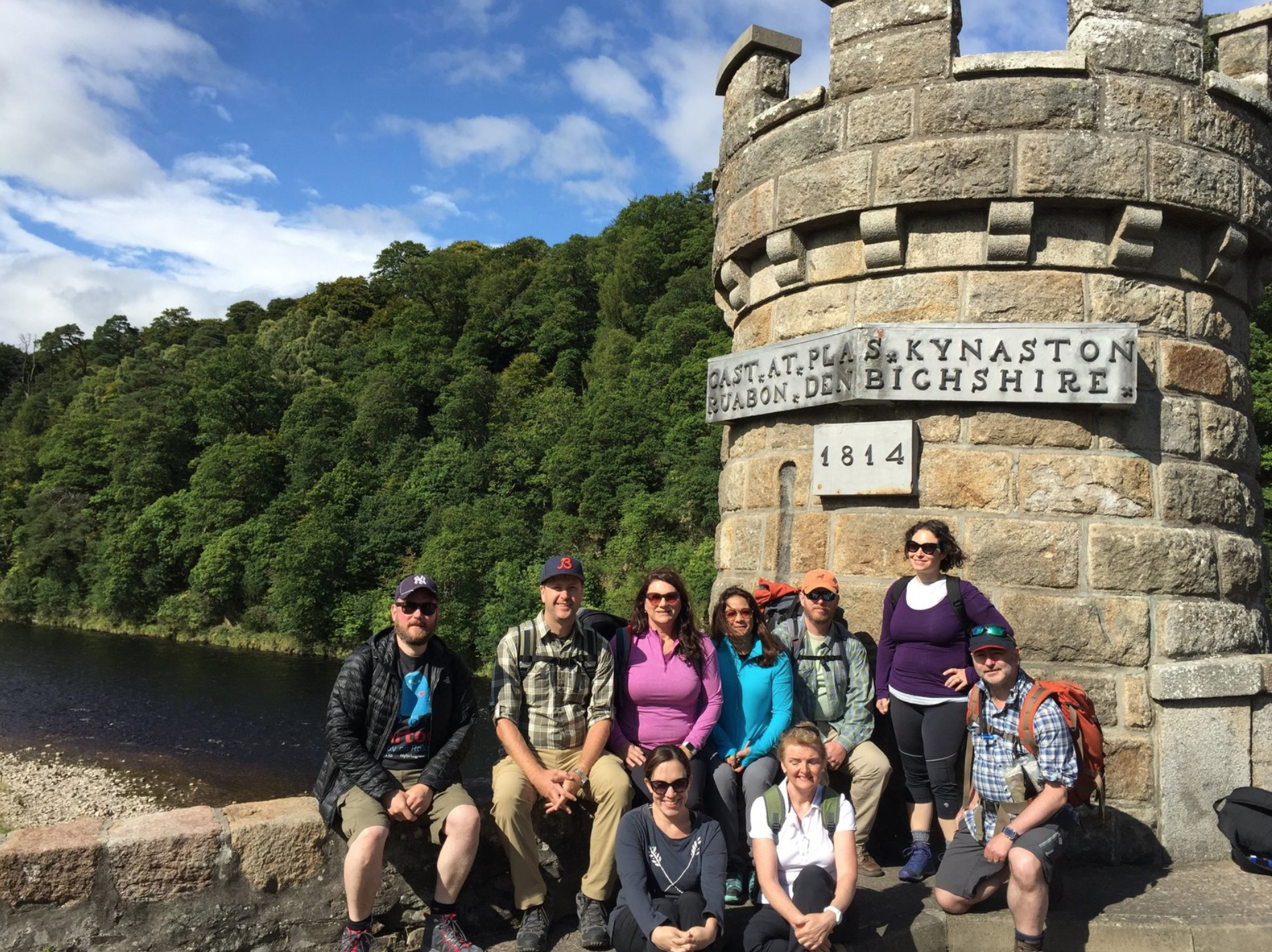 You take the high road and I'll take the low road - Walkshop retreat through the Highlands of Scotland and the towns and distilleries along the Speyside WayAugust, 2017