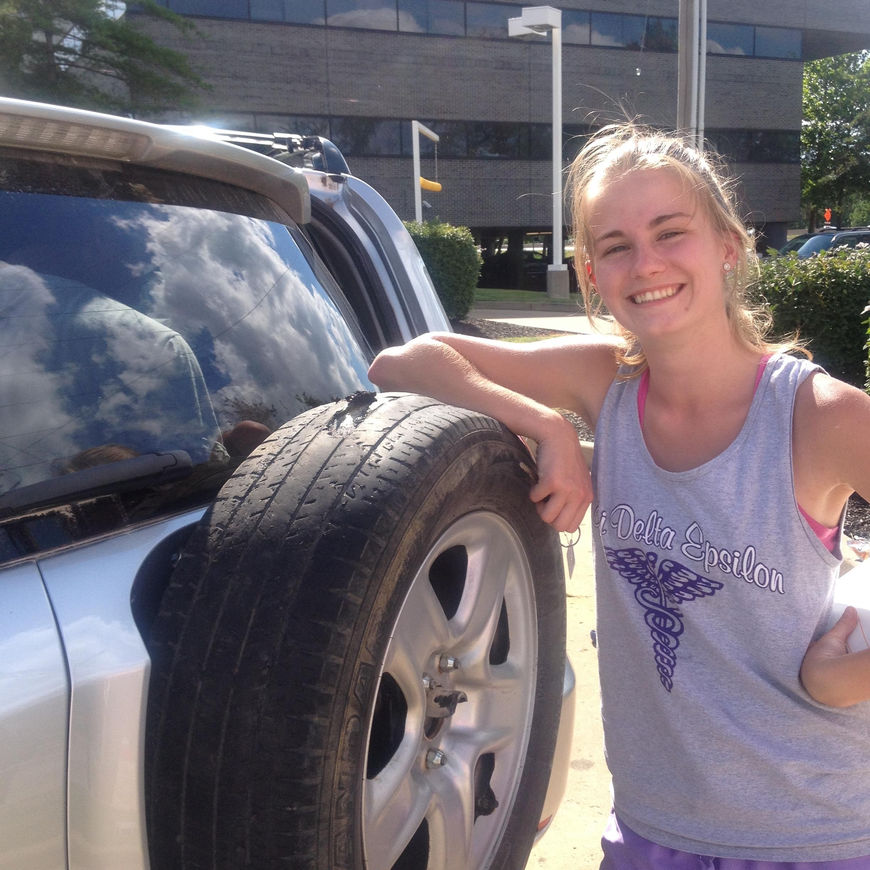 Ellie Moen   Tyson Undergraduate Fellow '14 University of Illinois '16  Project: Urban mosquito ecology