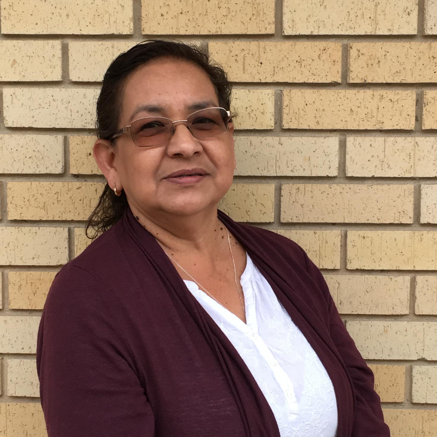 Silvia I. Moreno  Administrative              Assistant/Secretary