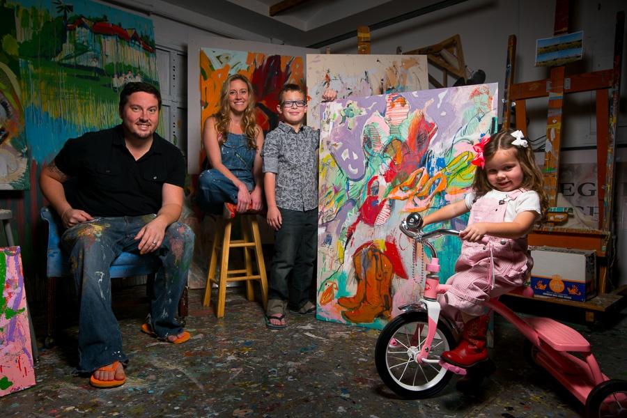 Art Family, 2016