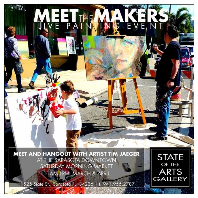 Meet the Makers, 2013