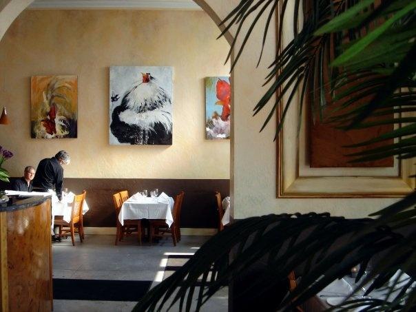 Derek's Restaurant, 2010