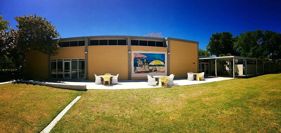 Installation, Longboat Key Center for the Arts