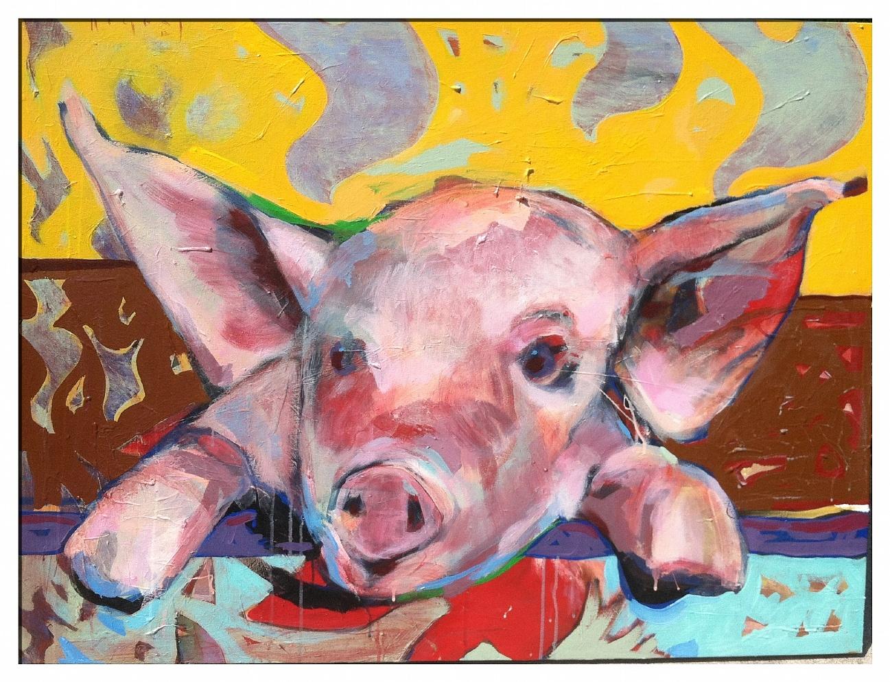 Tim Jaeger, Pig, 2012