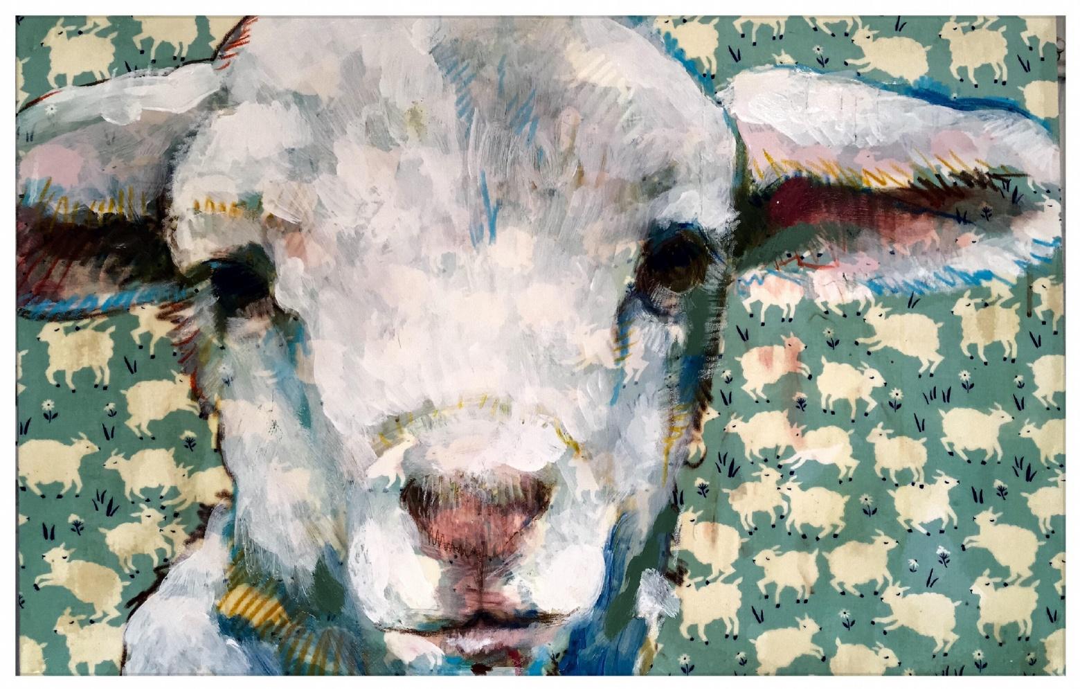 Tim Jaeger, Lamb no. IV, 2016
