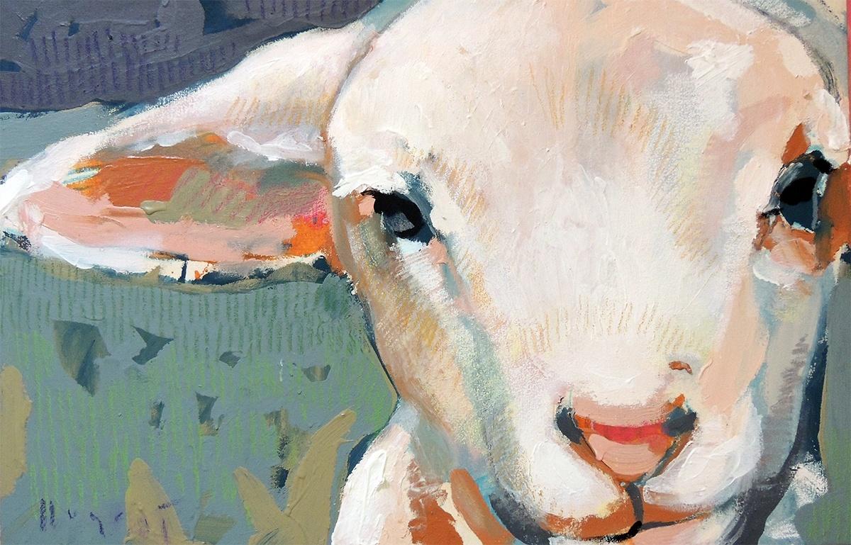 Tim Jaeger, Lamb no. III, 2015