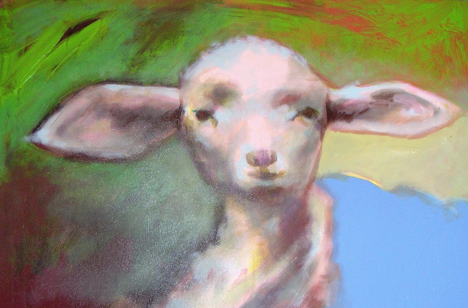 Tim Jaeger, Lamb no. II, 2013