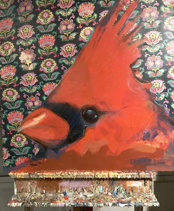 Tim Jaeger, Cardinal no. 3, 2018
