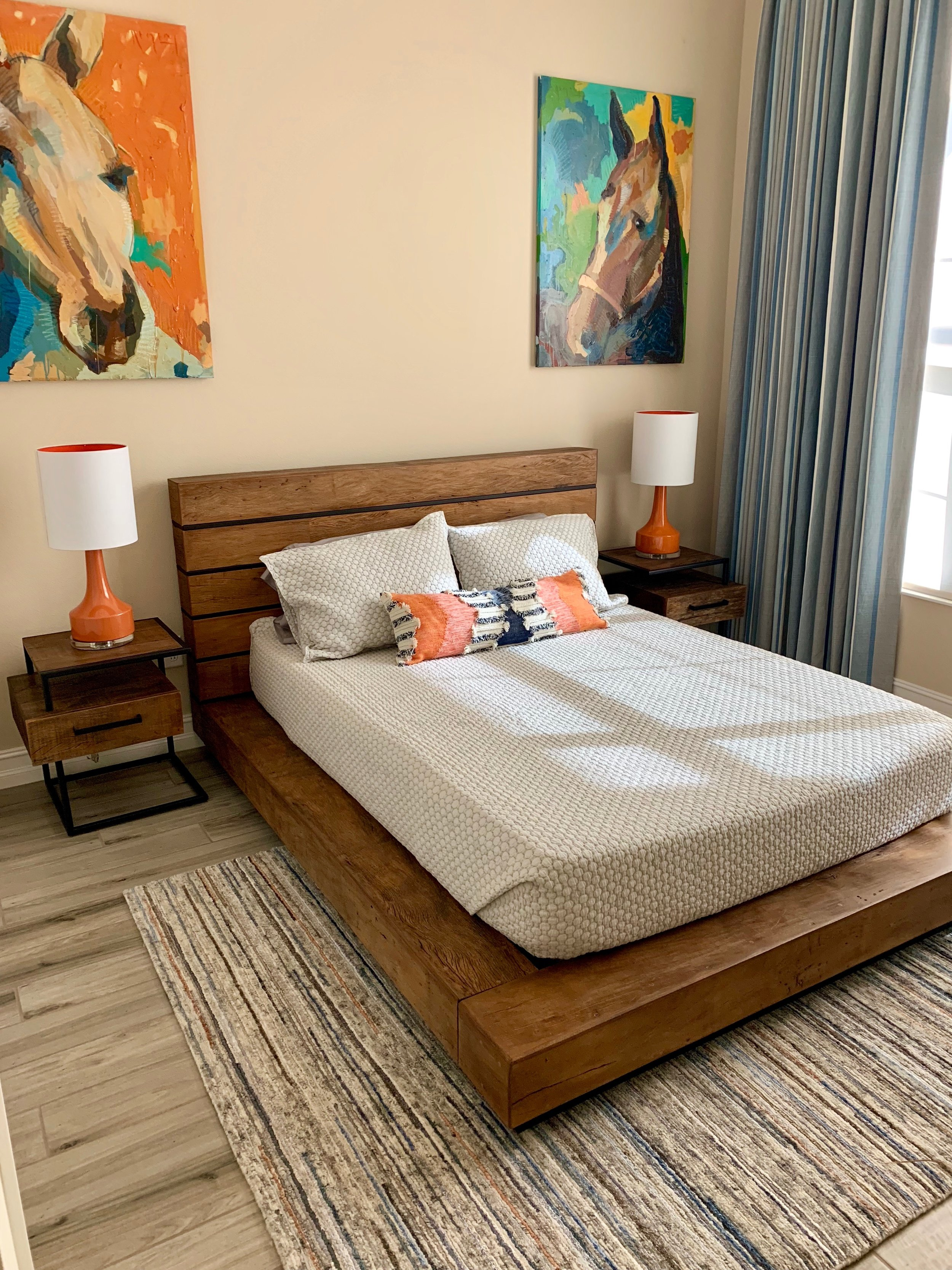 Boy's Room, Residential Installation