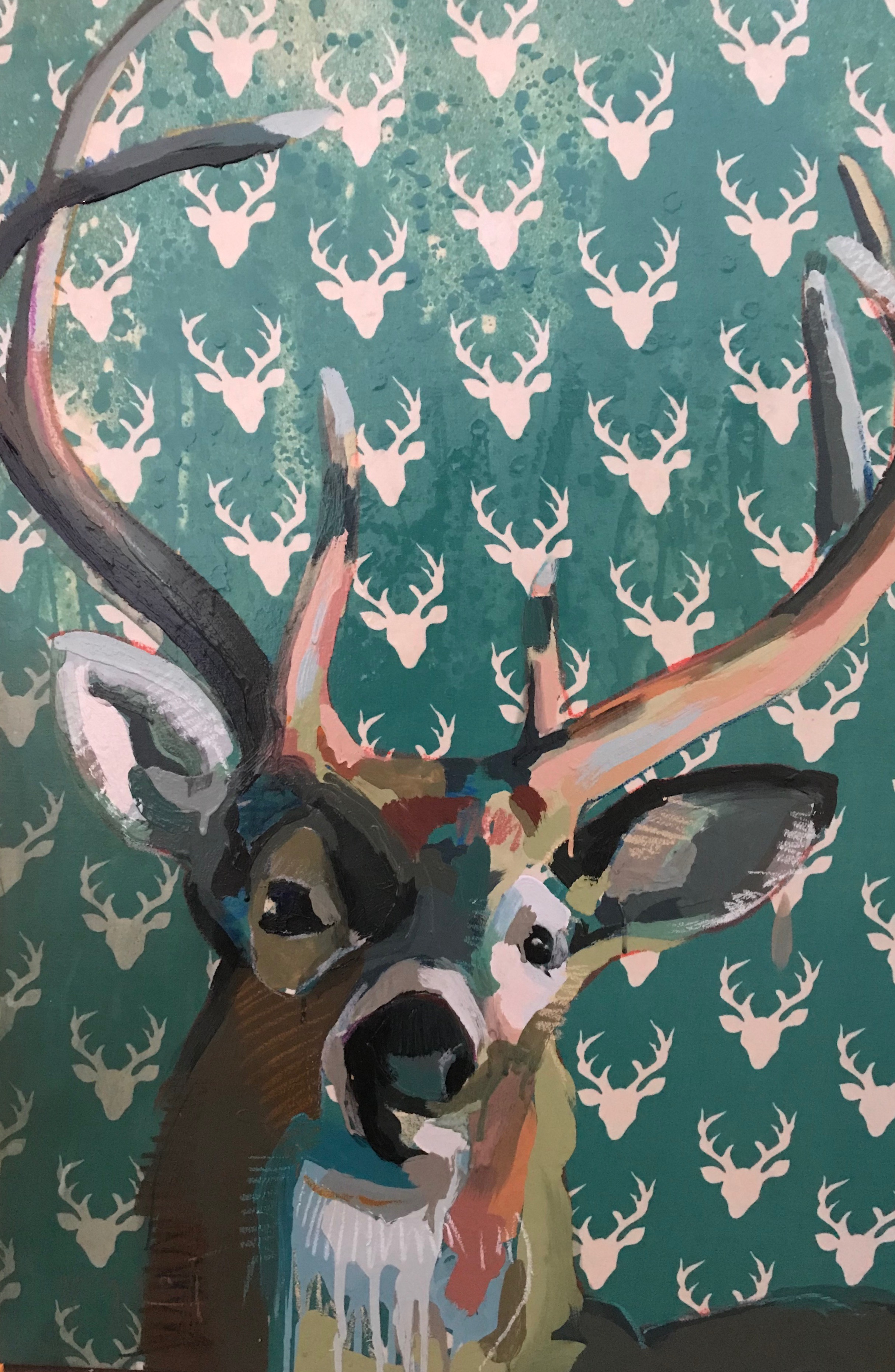 TIM JAEGER, STAG 3, 2018