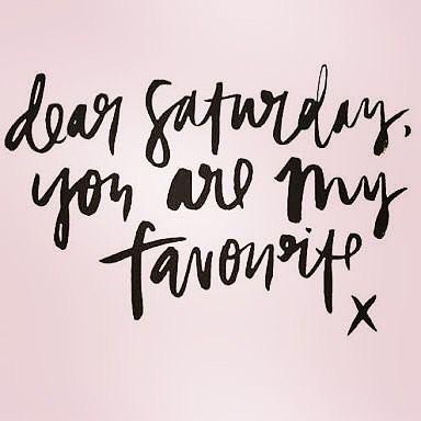 #rest #relax #rejuvenate #saturday #weekend #possibilities
