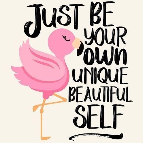 #beautiful #unique #self ❤️👌🏻