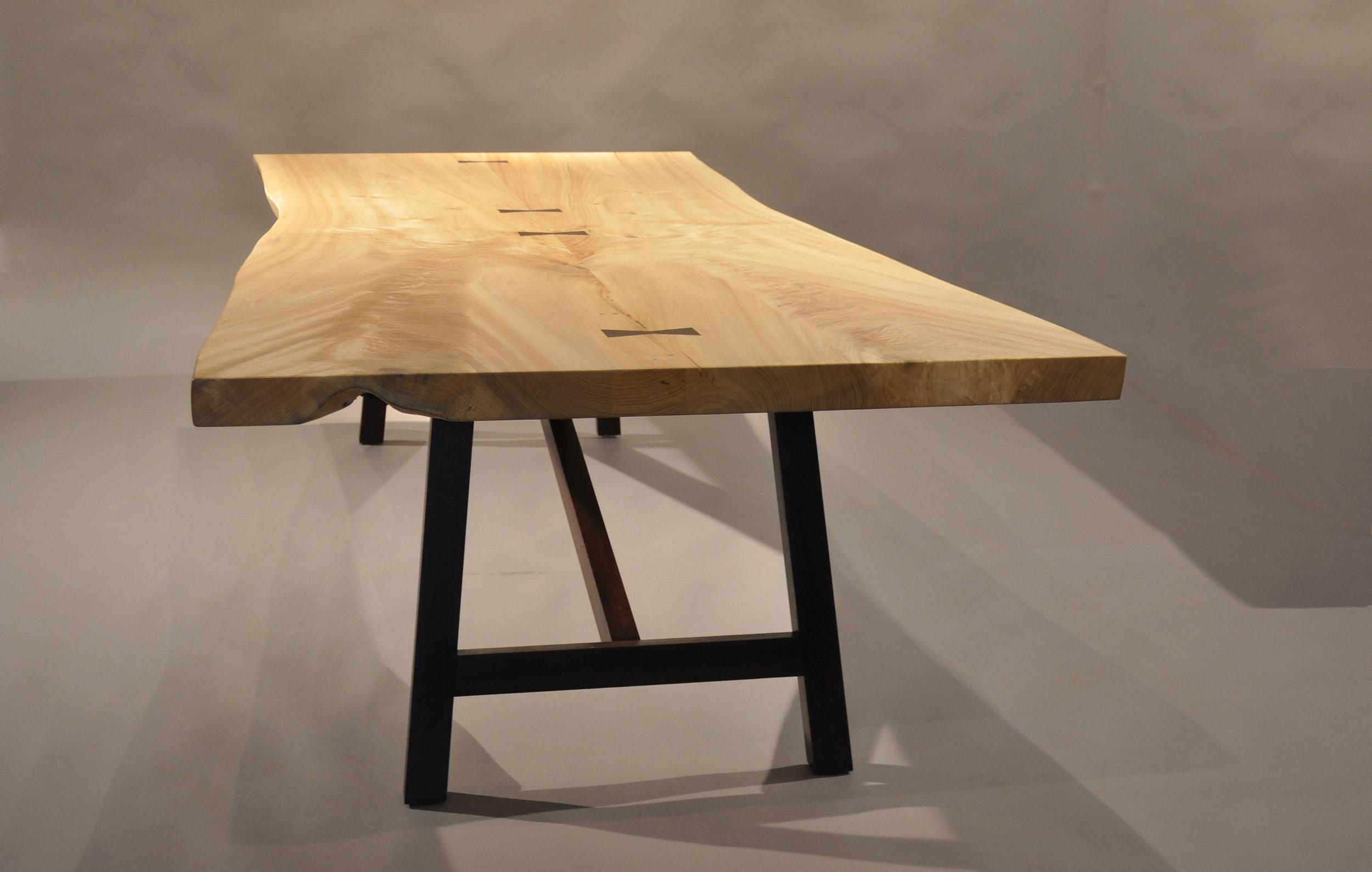 Angled Farmhouse Table Base