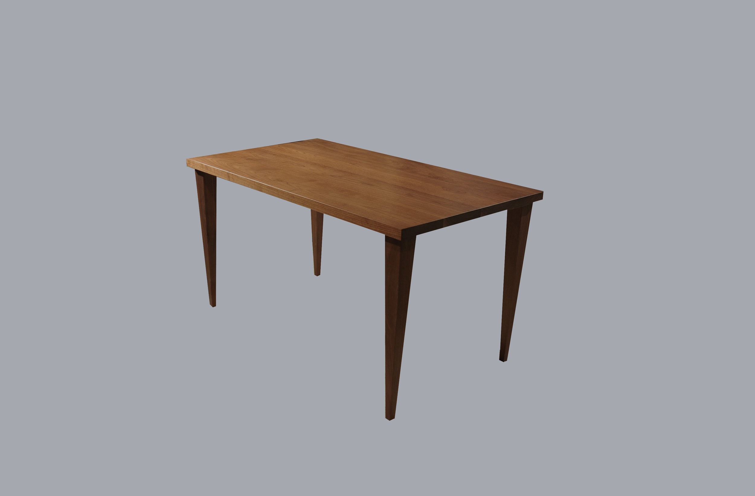 Tapered Leg Table Base