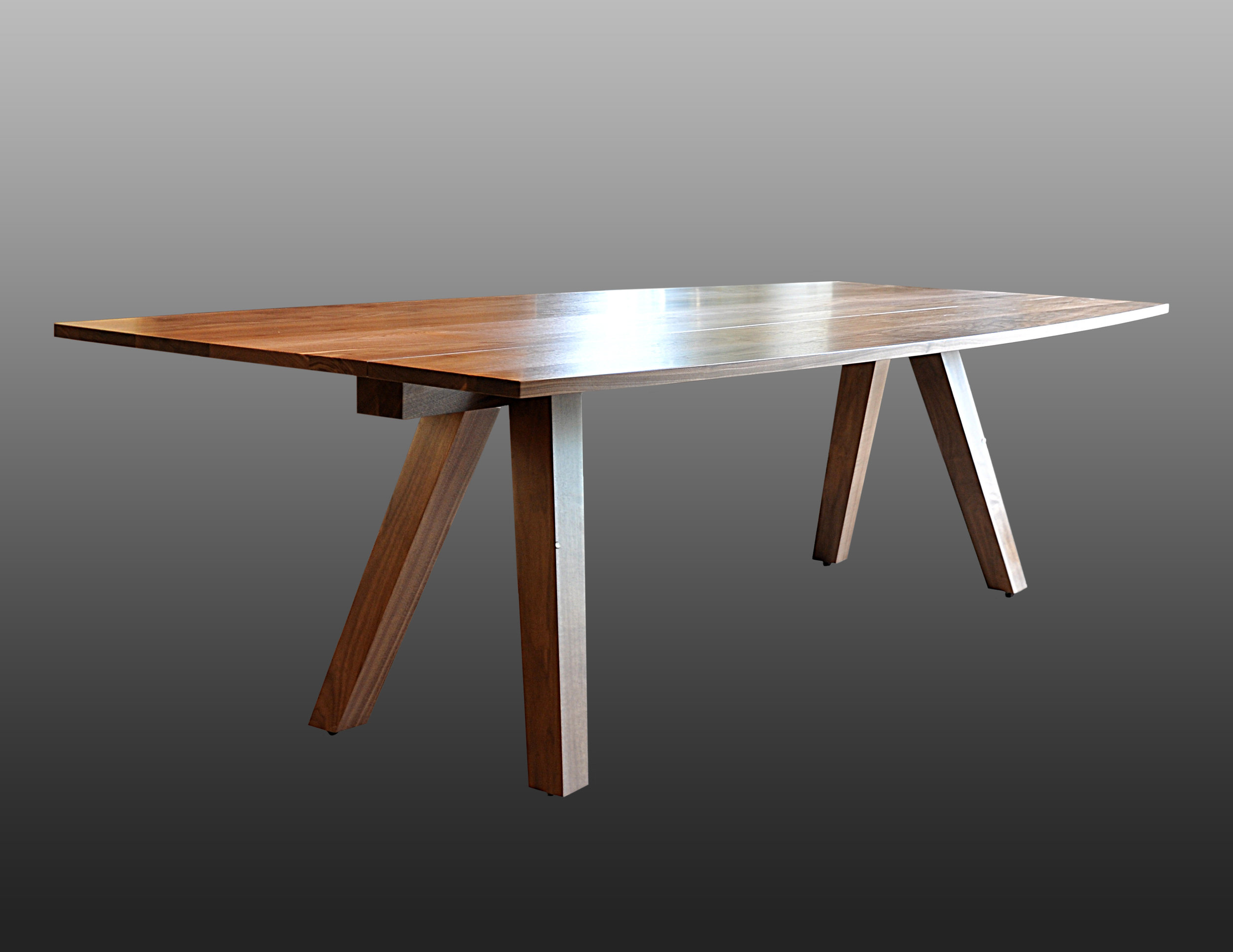 Tapered Sawhorse Table Base
