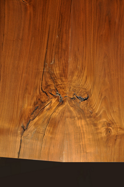 Red Oak Crotch Figure