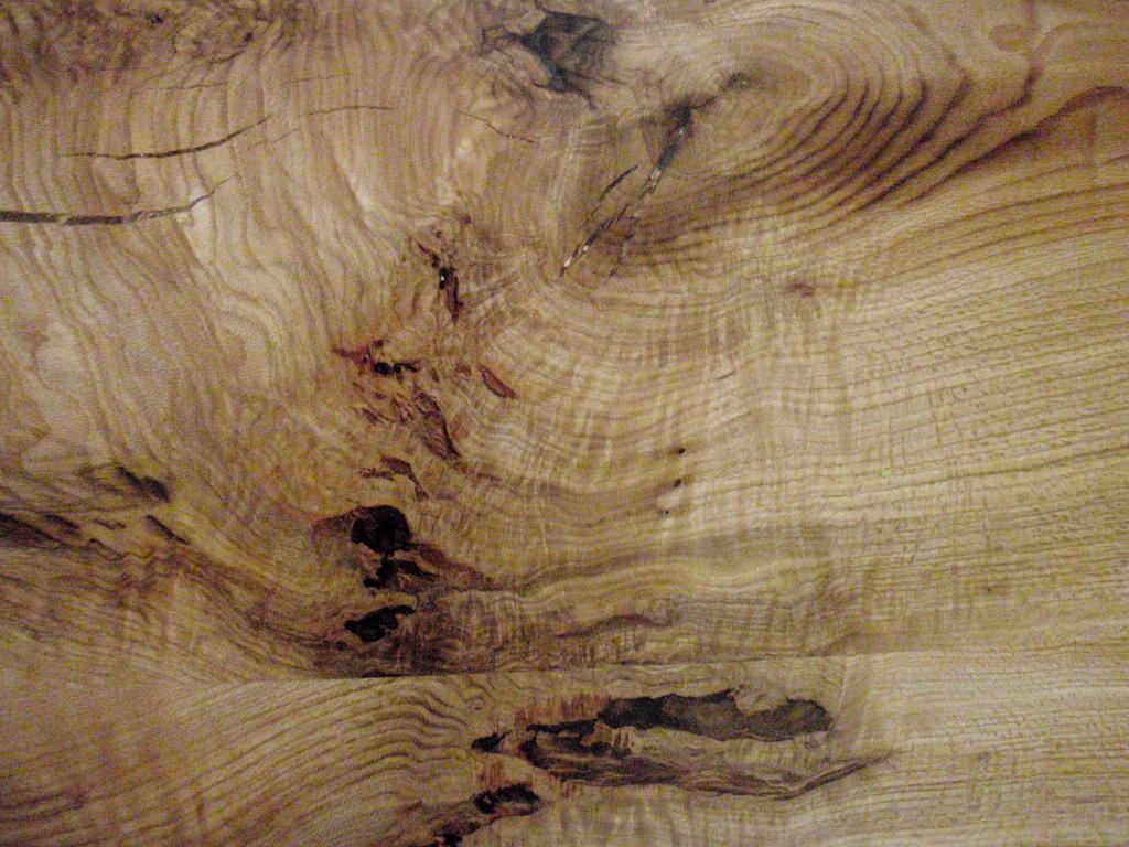 Red Oak Crotch Figure Pattern