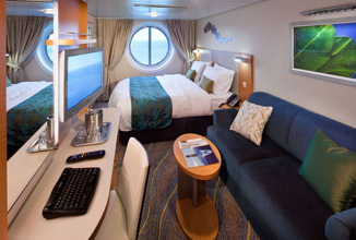 Ocean-View Staterooms