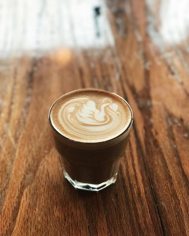 We're about a week away from having our new roaster up and running! We've been working on consistency and we're waiting on some parts for indoor roasting. GET READY! ✨  Latte art by bae (@jacobnichol)