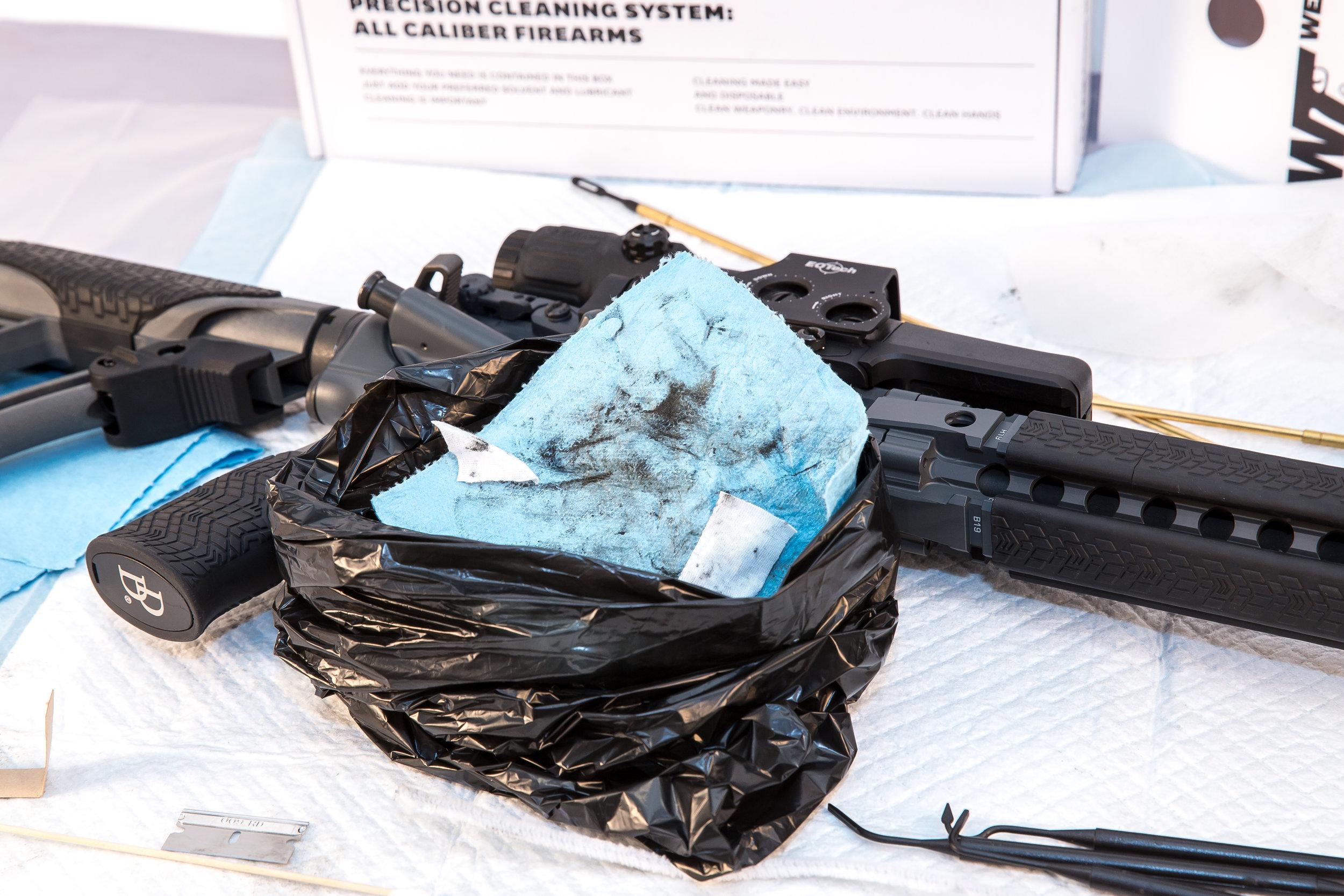 Gun Trash Bags