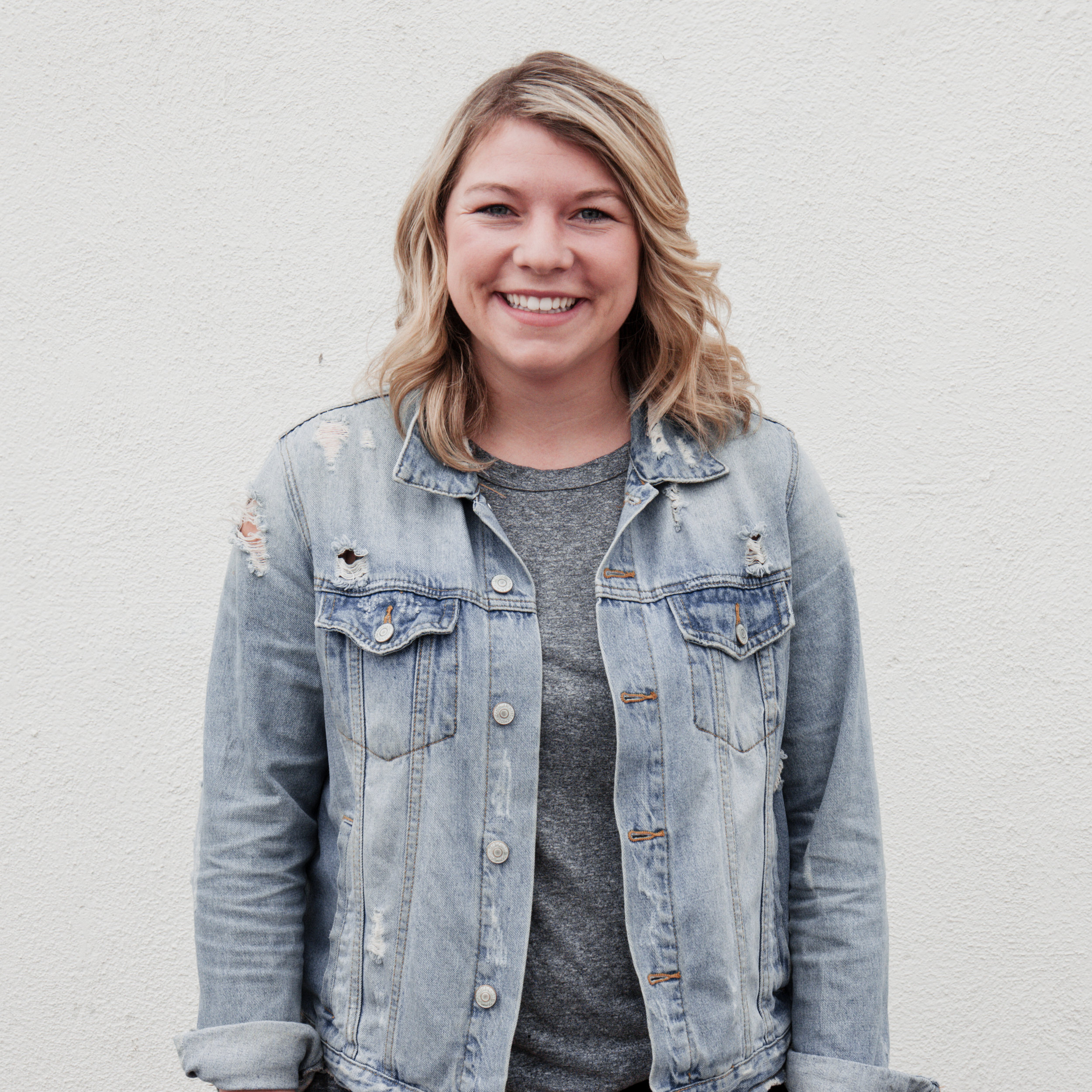 AMIE SCHMIDGALL   Youth Ministry + Compassion Director