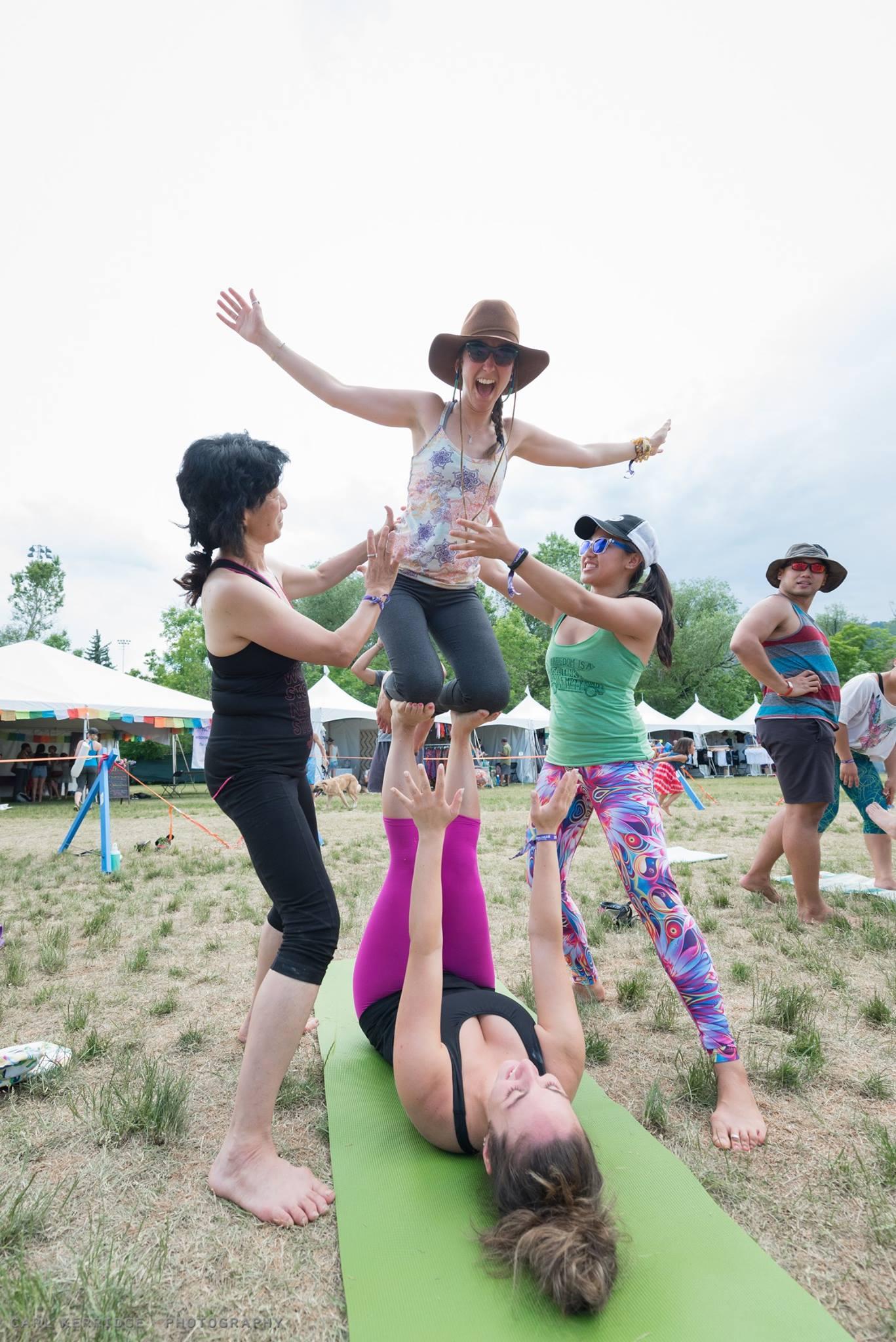 Carl Kerridge Photography | Hanuman Yoga Festival, Boulder, CO