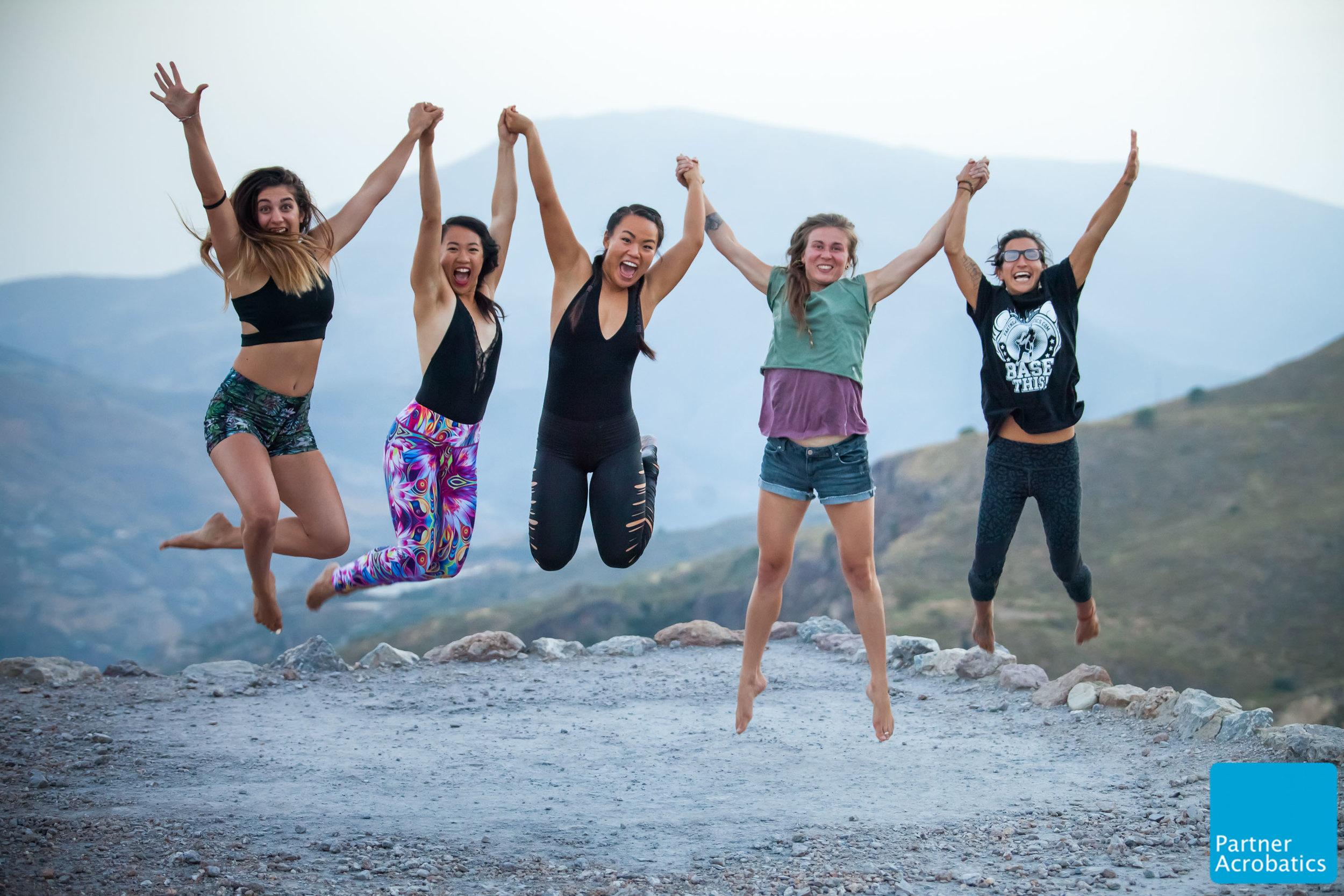 Ishine Gape Photography | Partner Acrobatics Training