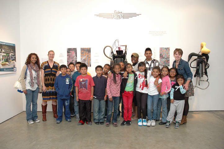 SFAC Galleries + 826 Valencia | Youth Program