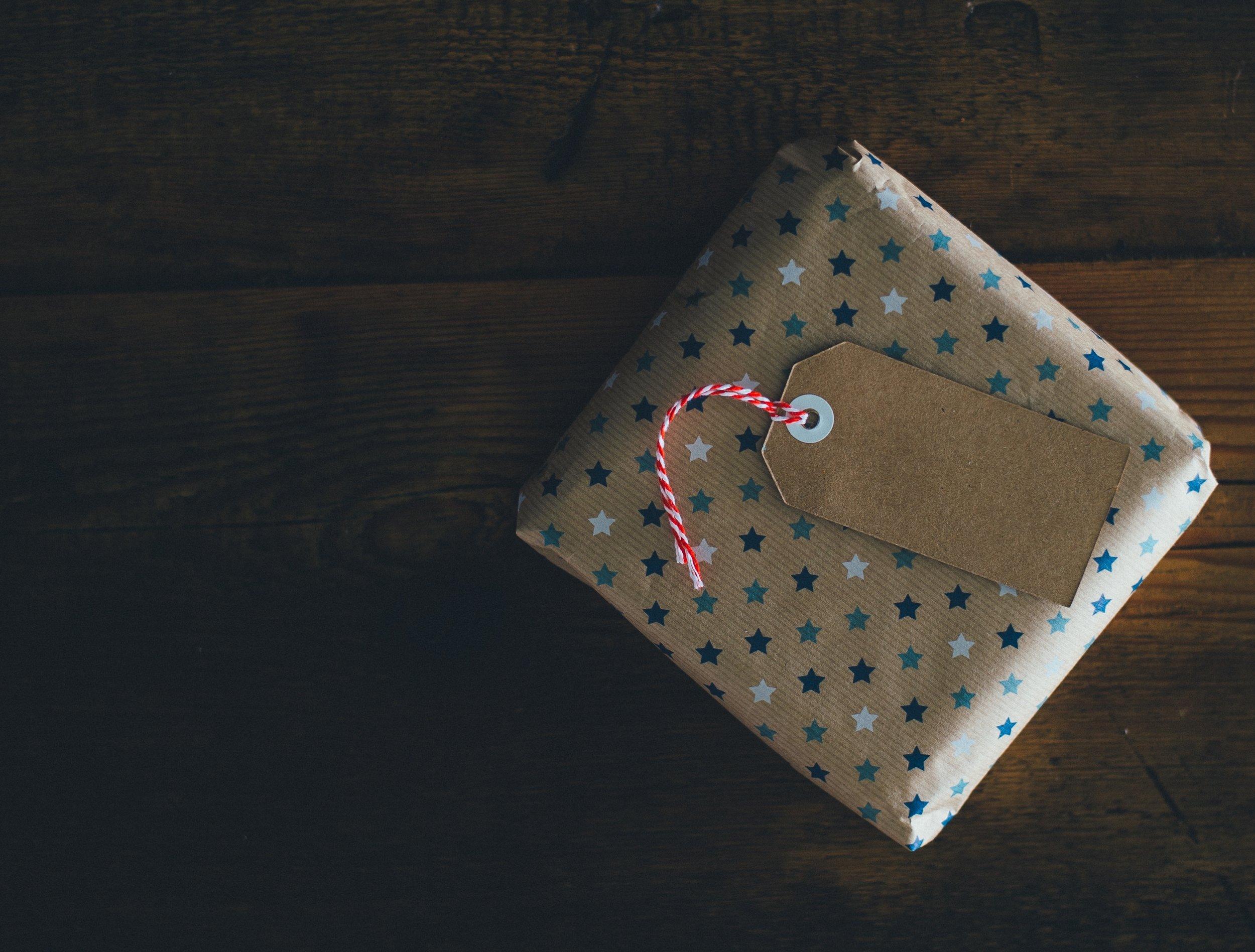 Become a Christmas GiftSponsor -
