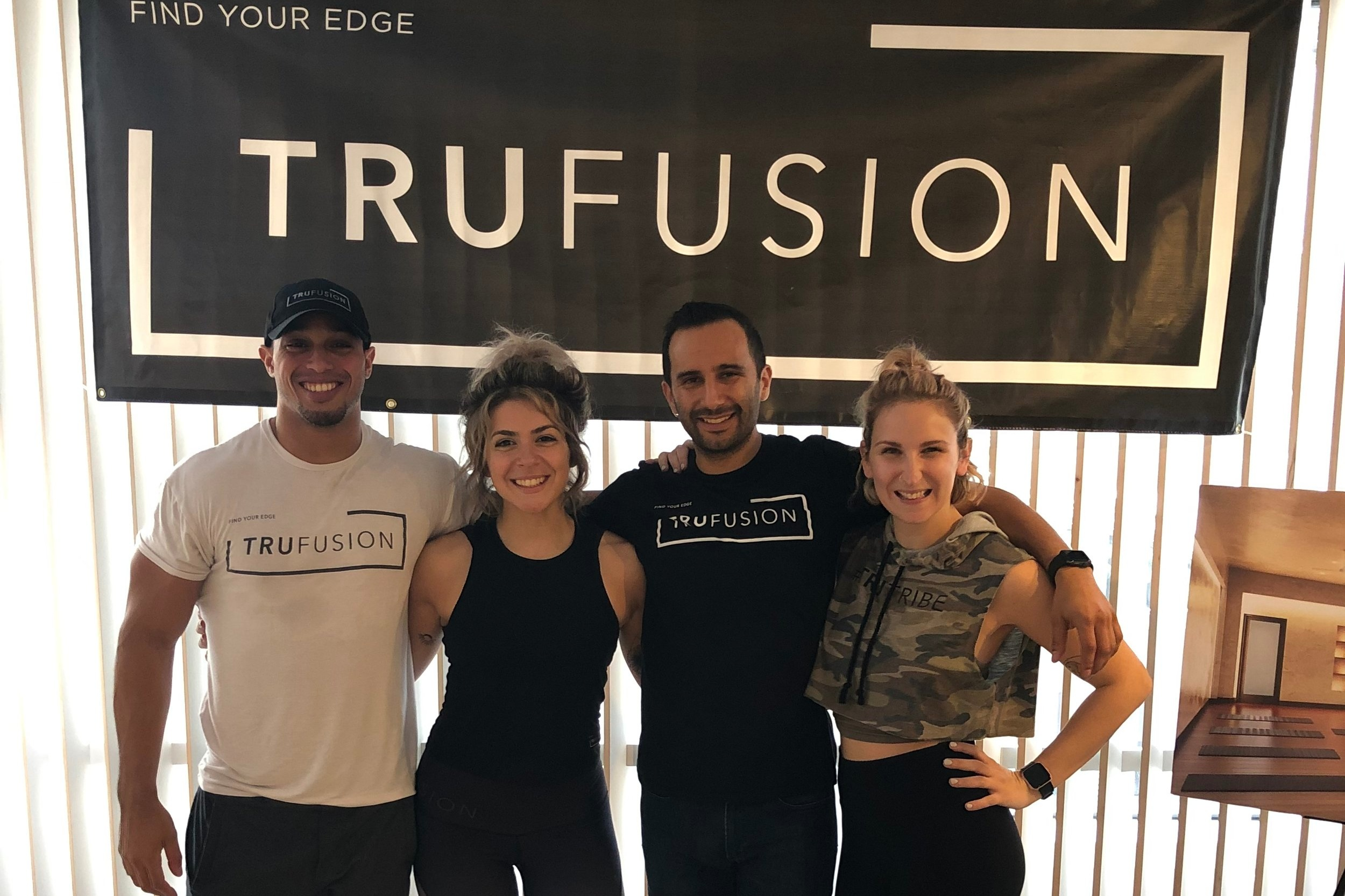 Fitness Instructors from TruFusion South Austin