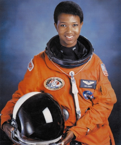 Dr. Jemison in July 1992.