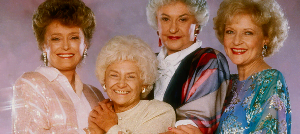 P.S. I've had the  Golden Girls  theme song playing in my head THIS ENTIRE TIME...