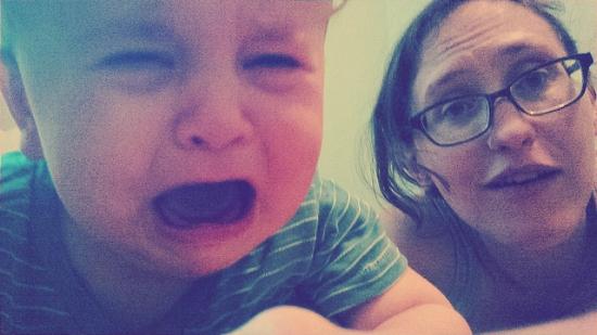 Tearful selfie, circa 2016.