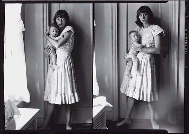 Diane Arbus,  Self Portrait