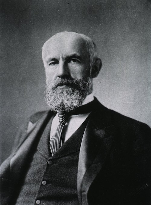 Granville Stanley Hall, the influential American psychologist who authored the only-child stereotype at the turn of the last century.