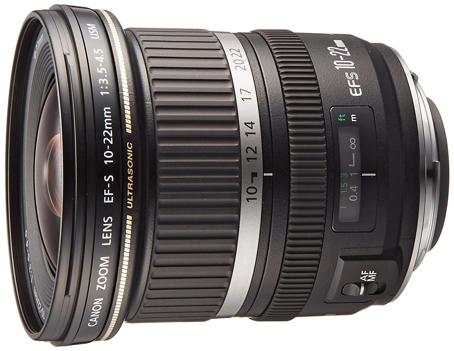 Canon EF-S 10-22mm f/3.5-4.5 USM SLR Lens - Buy on Amazon.com