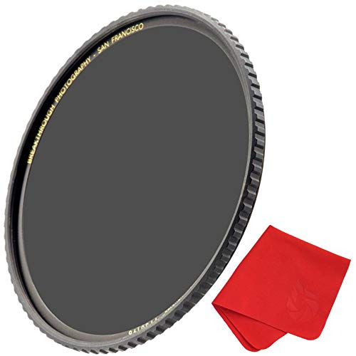Breakthrough Photography 95mm X4 10-Stop ND Filter - Buy on Amazon.com