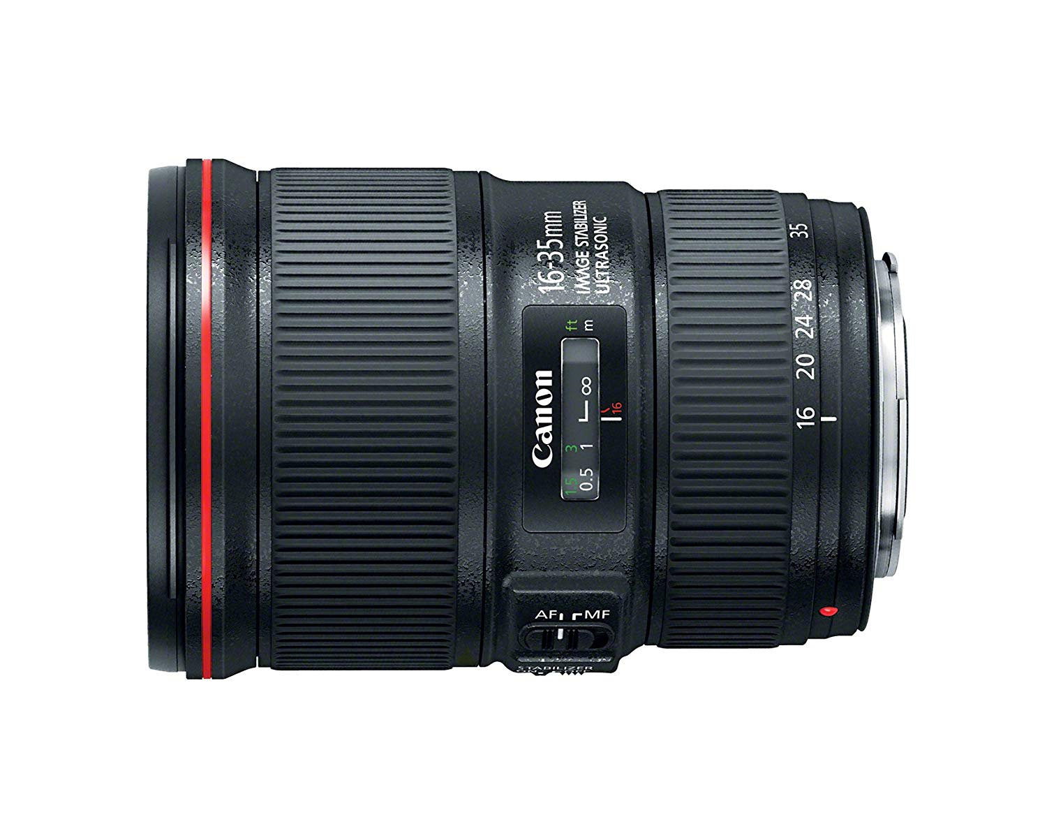 Canon EF 16-35mm f/4L IS USM Lens - Buy on Amazon.com