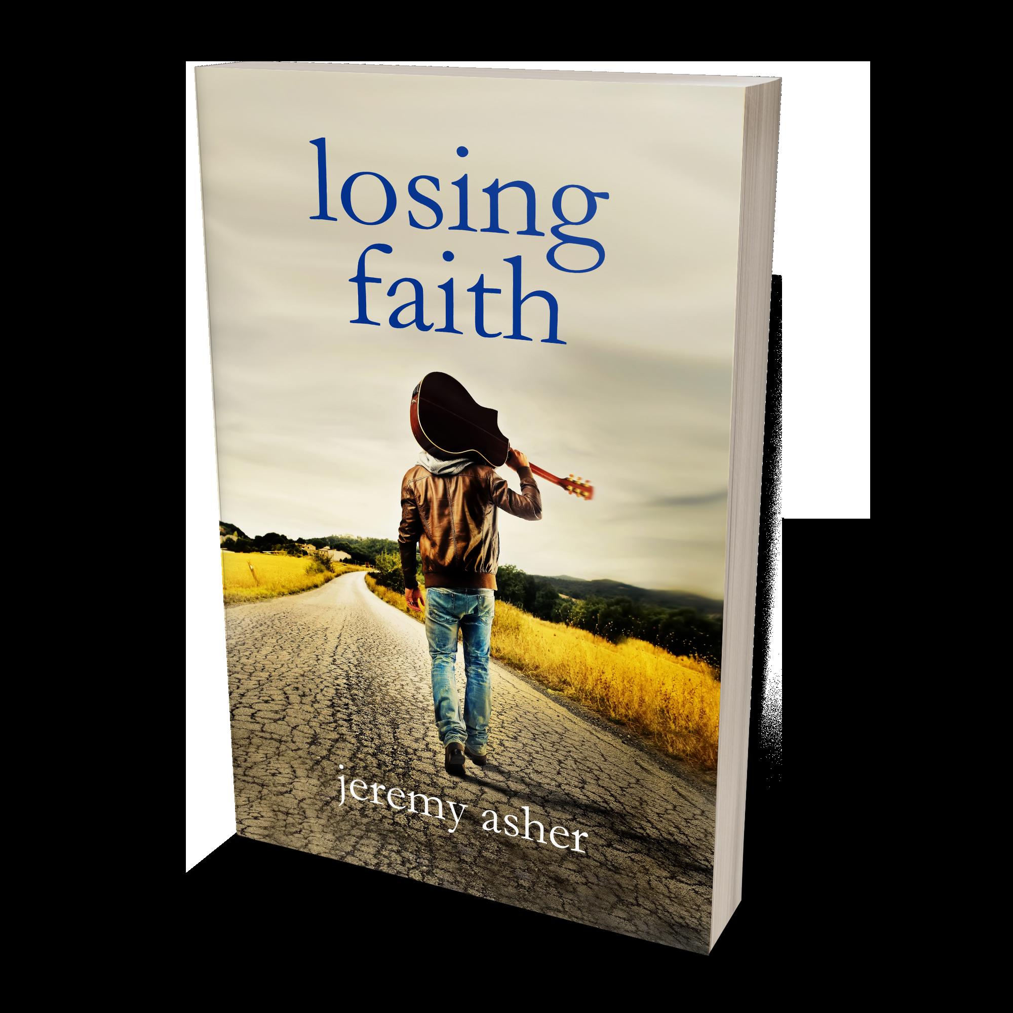 Losing Faith || www.JeremyAsherAuthor.com