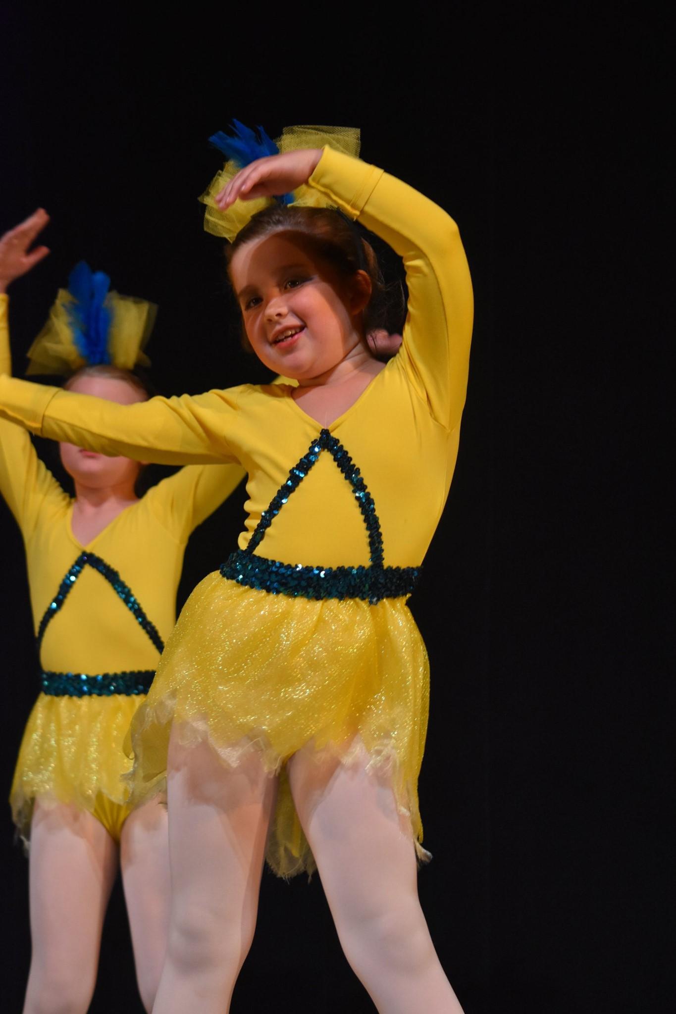 Pre-Ballet/Jazz (age 6)