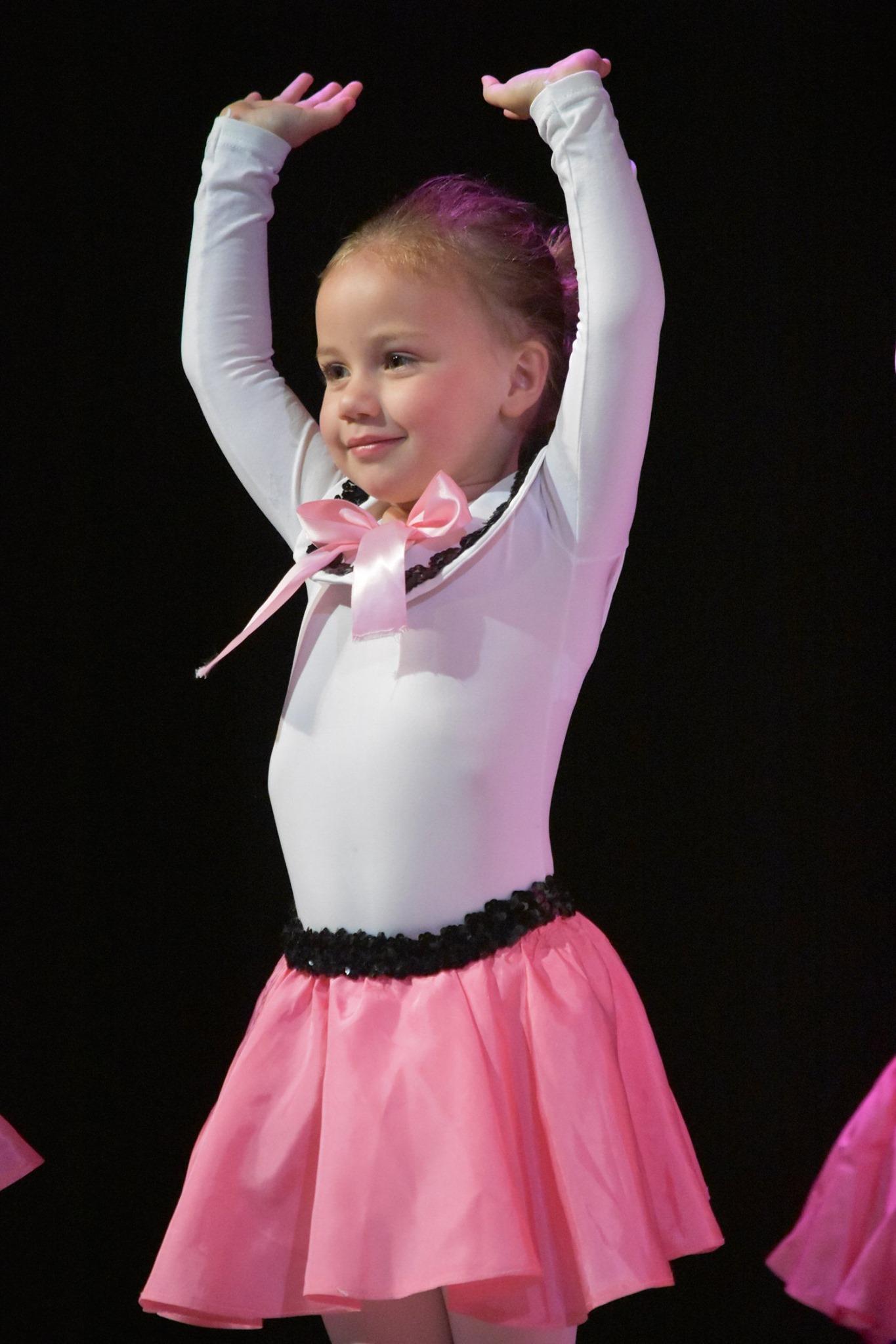 Ballet/Tap 1 & 2 (ages 4 & 5)